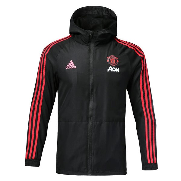 Rompevientos Manchester United 2018-19 Negro