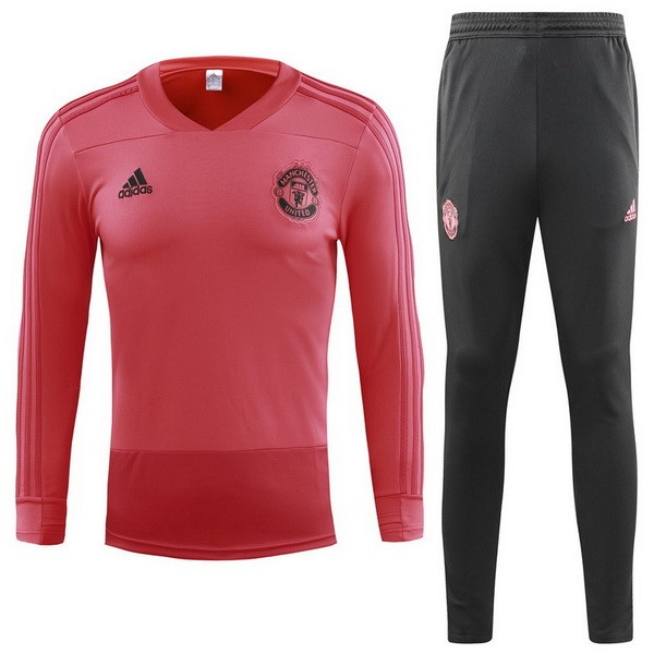 Chandal Manchester United 2018-19 Rojo Claro