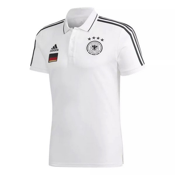 Polo Alemania 2020 Blanco