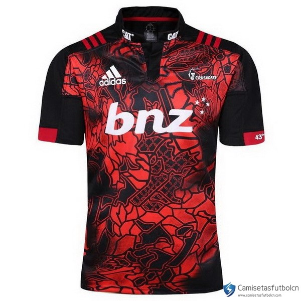 Camiseta Crusaders 2017-18 Rojo