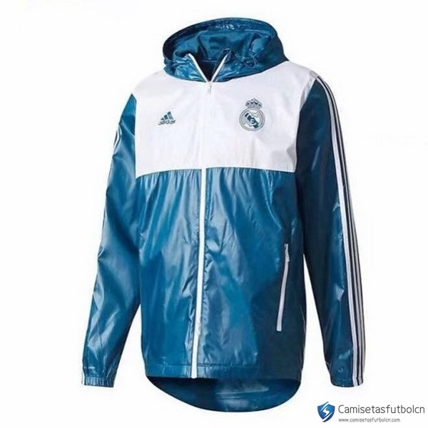 Rompevientos Real Madrid 2017-18 Azul